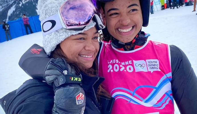 ALPINE SKIER BECOMES FIRST TRINIDAD AND TOBAGO ATHLETE TO COMPETE AT WINTER YOUTH OLYMPIC GAMES