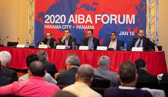 AIBA Forum became huge communication platform for American federations