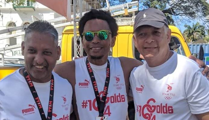 TRINIDAD AND TOBAGO OLYMPIC COMMITTEE ENTERS MARATHON TO RAISE MONEY FOR ATHLETE WELFARE AND PREPARATION FUND