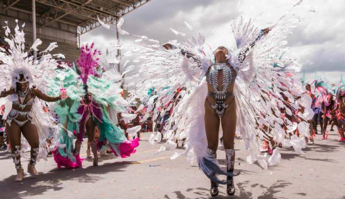 Behind a Tribe of Revelry: A Q&A With Dean Ackin, CEO of Trinidad's Trendiest Carnival Band
