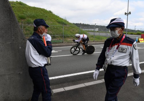 German cycling coach sent home from Tokyo 2020 after racist